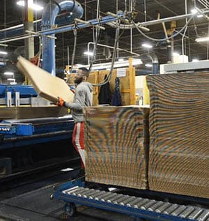 corrugated box manufacturers cleveland ohio